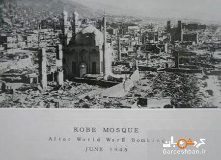 مسجد کوبه؛ اولین مسجد ساخته شده در ژاپن