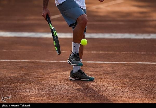 پایان مسابقات تنیس رده های سنی پسران با معرفی نفرات برتر