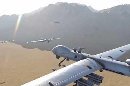 پایگاه هوایی ملک خالد در عربستان هدف 5 حمله پهپادی نهاده شد