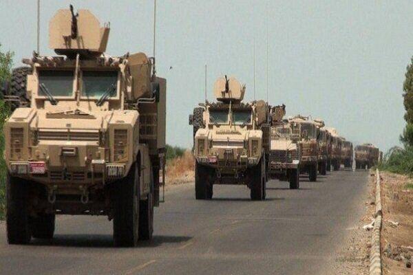 خبرنگاران حمله به یک کاروان پشتیبانی آمریکا در عراق