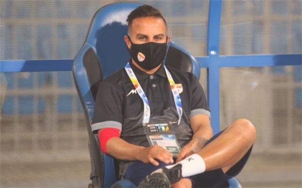 حسین کعبی: گروه فولاد گروه مرگ است؛ شرایط طوری شده که فرقی نمی کند با چه تیمی بازی کنیم