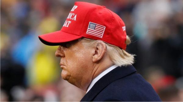 ترامپ: نامزدی ام در انتخابات 2024 مردم را خیلی خرسند می نماید