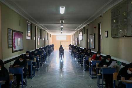 برق حوزه های امتحانی قطع نمی گردد