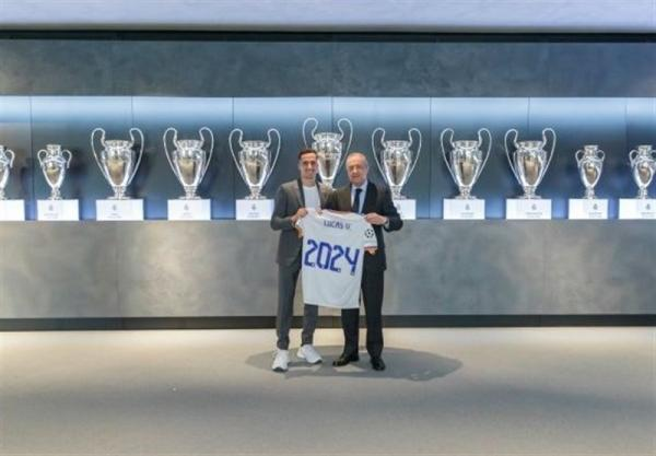 تمدید قرارداد واسکز با رئال مادرید تا سال 2024