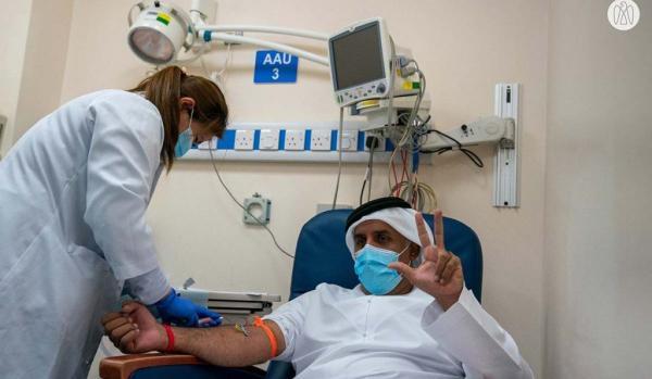 جهانگرد ها در ابوظبی واکسن رایگان کرونا می زنند؟