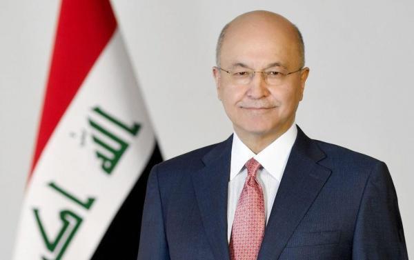 برهم صالح: آمریکا حاکمیت عراق را نقض کرد