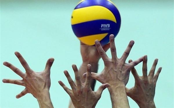 کرونا والیبال ایران را تعطیل کرد