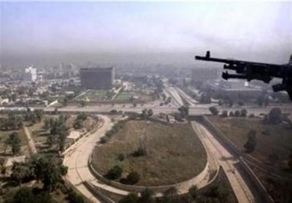 حمله پهپادی به سفارت آمریکا در بغداد، بسته شدن بخش نظامی سفارت