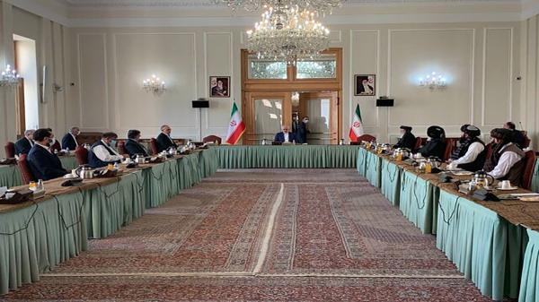 ظریف: بازگشت به میز مذاکرات، بهترین انتخاب افغانستان است