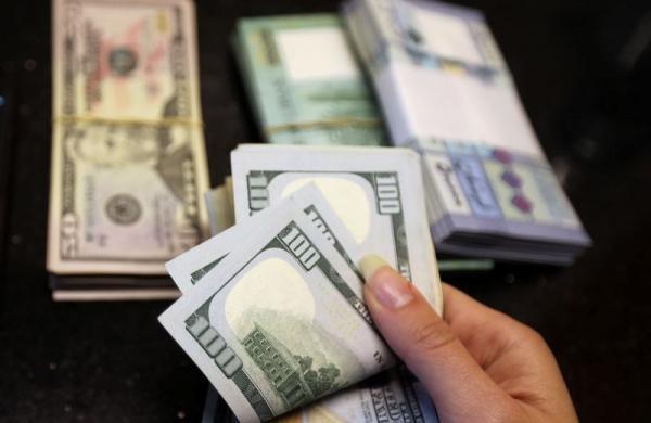 انتها سبز شاخص دلار در روز انتهای هفته
