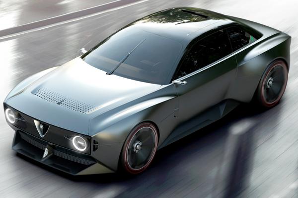 این خودروی کوپه GTS آلفا رومئو می تواند یک انقلاب و تحول طراحی خودرو در سال 2021 باشد