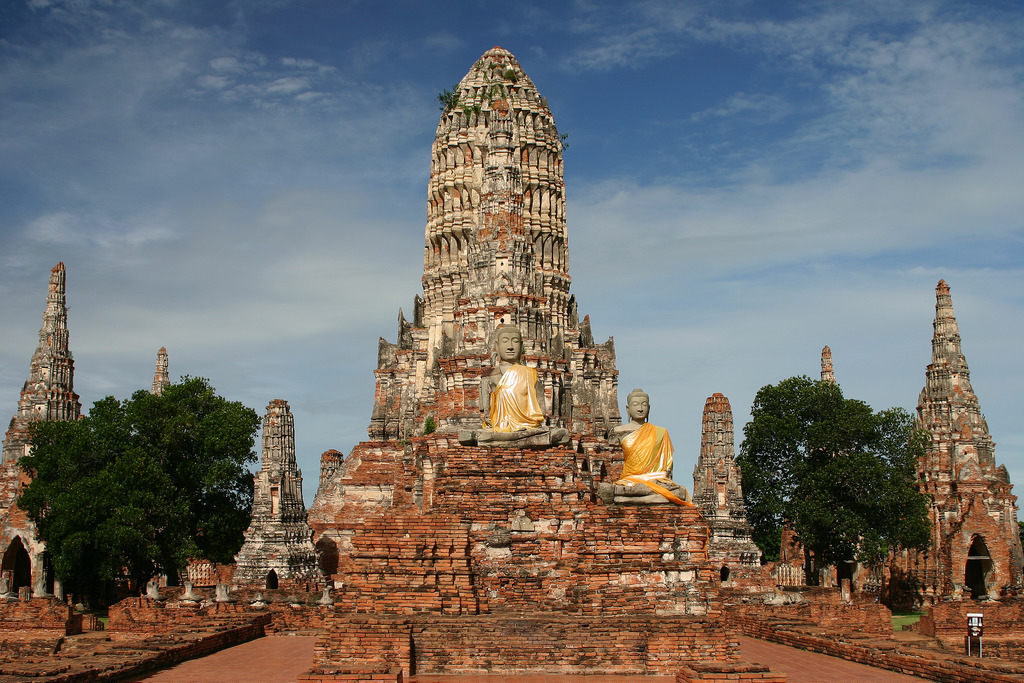 شهر تاریخی آیوتایا در بانکوک