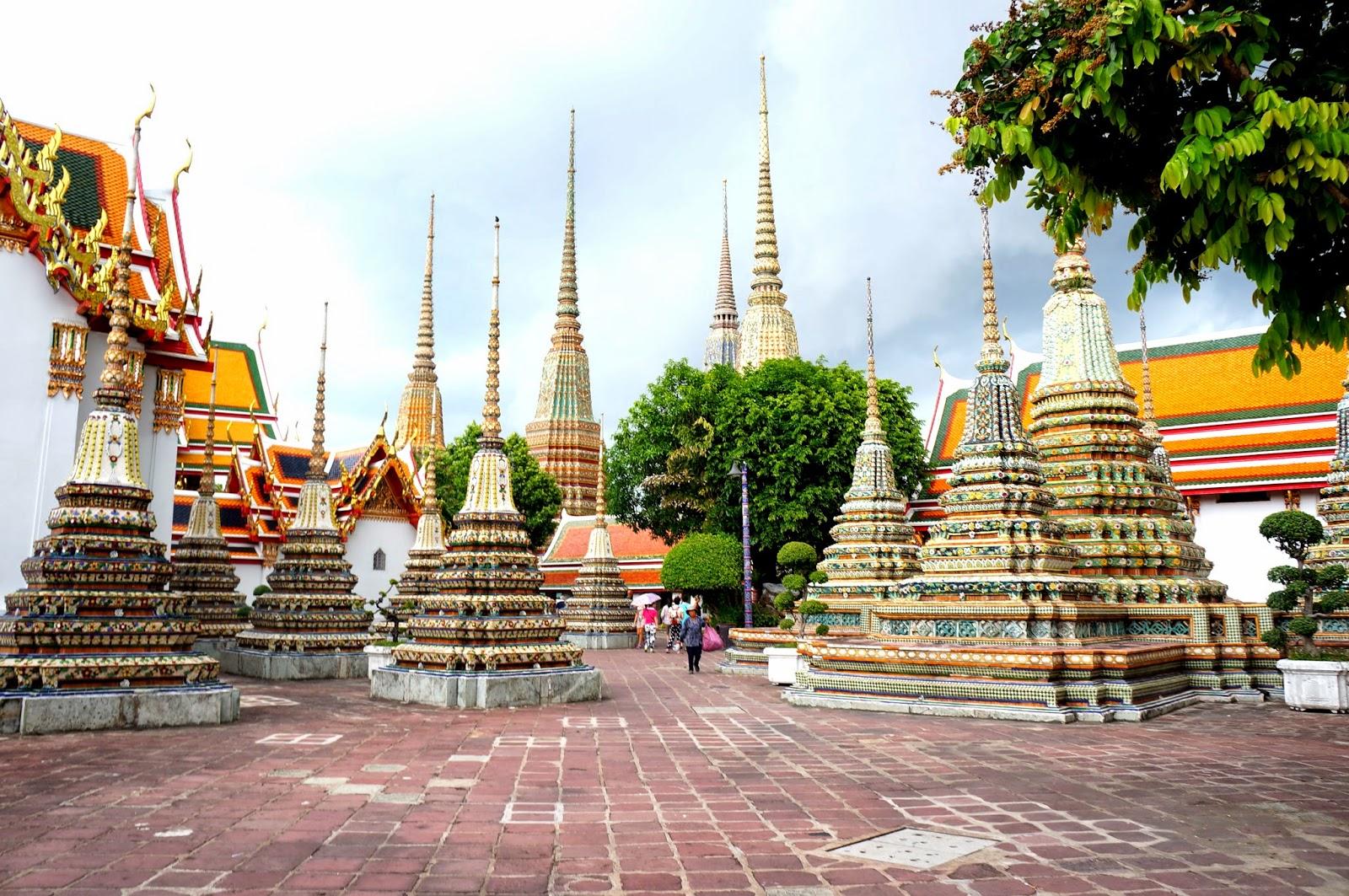 معرفی معابد زیبای تایلند