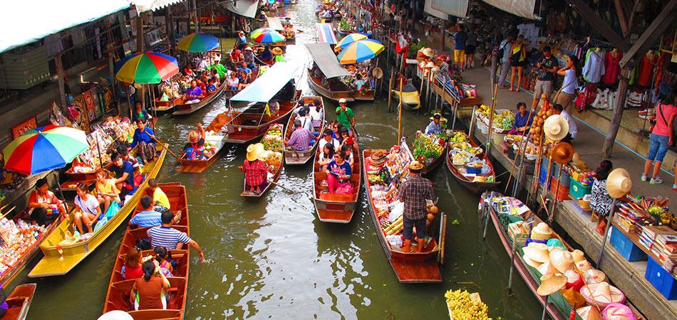 3 جاذبه هیجان انگیز در تایلند