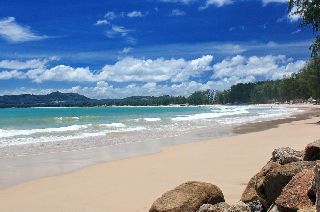 ساحل بانگ تائو لاگونا پوکت