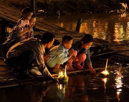 شادترین جشن های تایلند