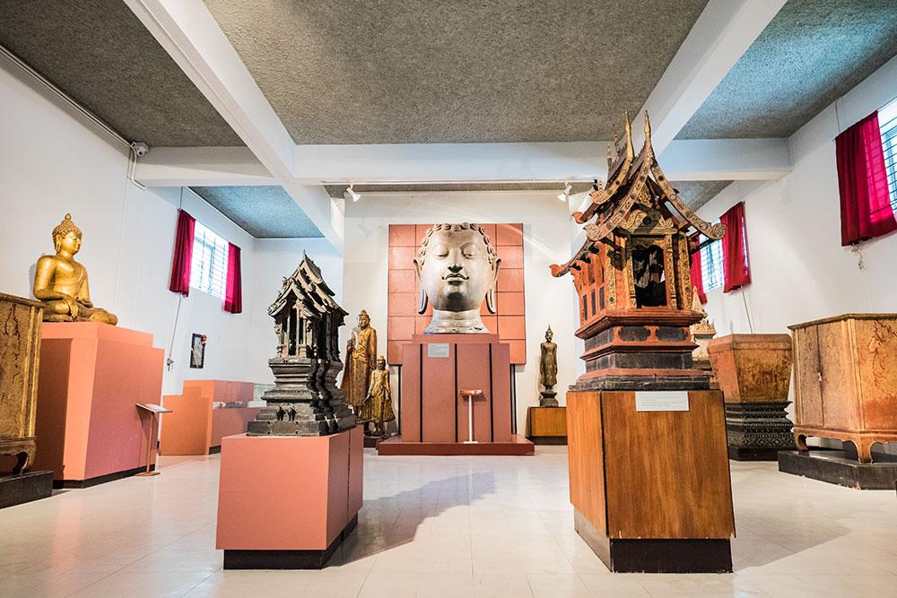 موزه ملی چیانگ مای