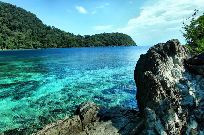 زیباترین جزایر مالزی