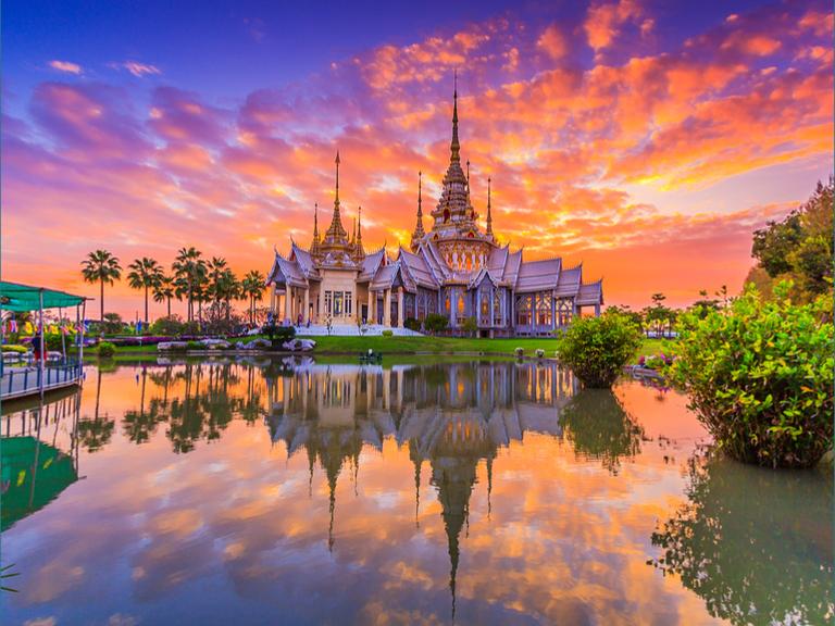 صرفه جویی در هزینه های سفر به تایلند