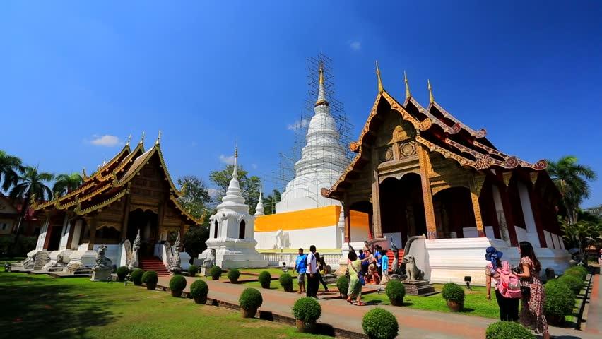 معبد Wat Buakkhrok Luang چیانگ مای