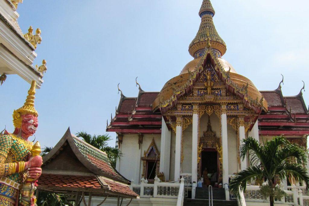 معبد چای مونگخون پاتایا
